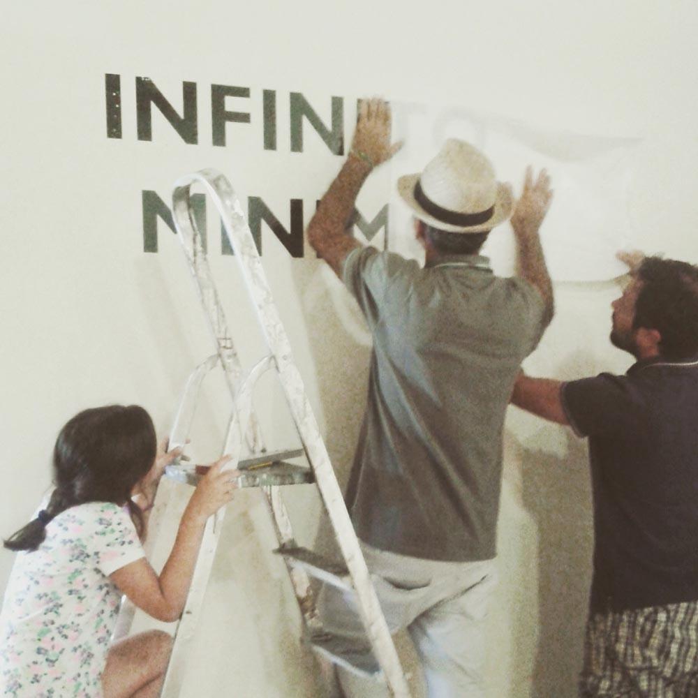 Infinito Minimo | Polo Museale Santo Spirito | Lanciano (CH) | 2015
