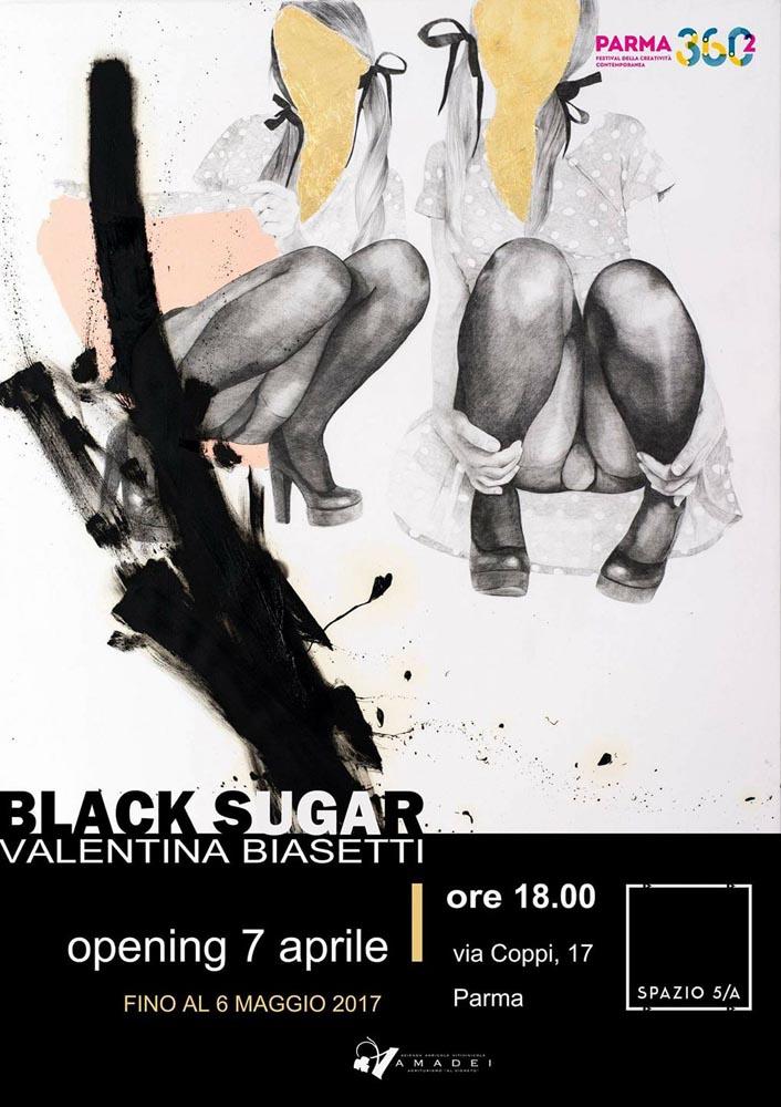 Black Sugar | Spazio 5/a | Parma | 2017
