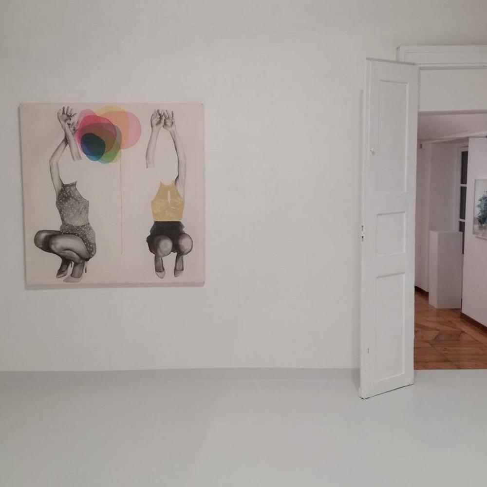 Perigliosa Voce| Zaion Gallery | Biella | 2018