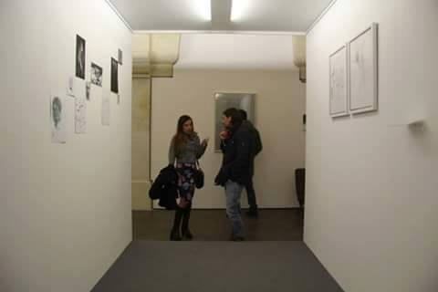 Autonomie del disegno. Galleria Quam. Scicli (RG). 2015