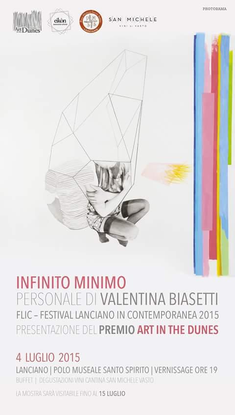 Infinito Minimo Polo Museale Santo Spirito Lanciano (CH) 2015